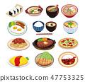 各种食物 47753325