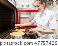 pastry, baker, cake 47757429