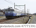 Echigo line 115 series near the end (3rd Niigata color) 47771391