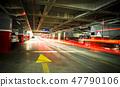 Underground Garage 47790106