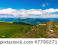 beautiful landscape in mountains. 47790271