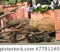 วัตถุที่ทำจากไม้หมูป่า 47791140