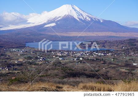 高手山富士山 47791965