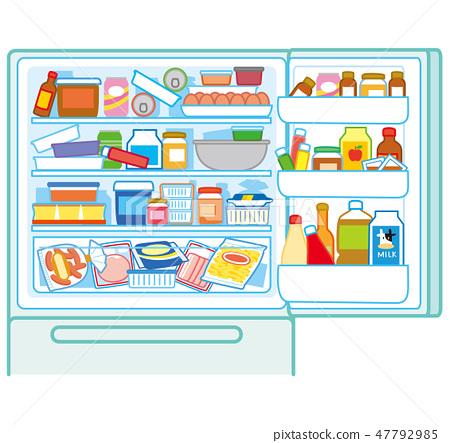 ตู้เย็นรก 47792985