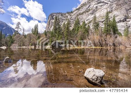 Mirror Lake Yosemite National Park 47795434