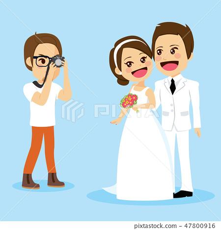 Newlywed Couple Photo Session 47800916