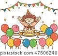 生日聚會 47806240