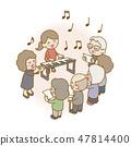 高级合唱圈 47814400