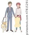 日本環球莊園協會監督材料盲人 47815291