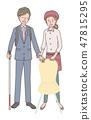日本環球莊園協會監督材料盲人 47815295