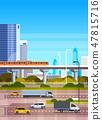 城市 都市的 城镇 47815716