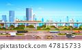 城市 都市的 城镇 47815733