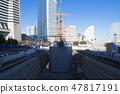 요코하마 미나토 미라이 범선 닛폰 마루 (수선 공사 중) 47817191