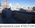 요코하마 미나토 미라이 범선 닛폰 마루 (수선 공사 중) 47817194
