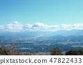 View from the summit of Ryuuyama (Fujioka prefecture Iizuka-shi) 47822433