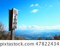 Ryuuyama summit 2 (Iizuka city, Fukuoka prefecture) 47822434