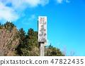 Ryuuyama mountain peak 1 (Iizuka-shi, Fukuoka prefecture) 47822435