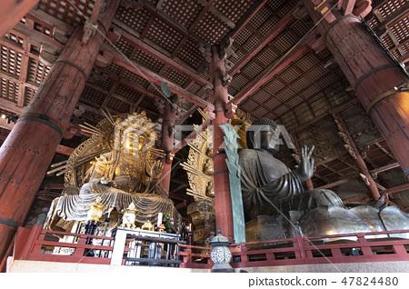 Honjo Rooseaus Nada Buddha和處女菩薩 47824480