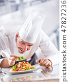 chef, food, cooking 47827236