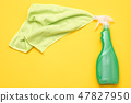 conceptual window cleaning atomizer spray cloth 47827950