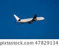 飛機起飛現場 47829134