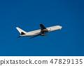 飛機起飛現場 47829135