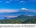[Shizuoka Prefecture] From fresh green Katsuragi to Mt. Fuji 47836007
