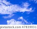 푸른 하늘 47839031