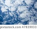 푸른 하늘 47839033