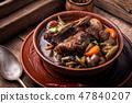 Dish Beef Bourguignon 47840207