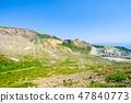 반다이 아즈마 스카이 라인 정토 평 풍경 47840773