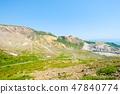 반다이 아즈마 스카이 라인 정토 평 풍경 47840774