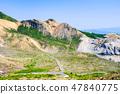 반다이 아즈마 스카이 라인 정토 평 풍경 47840775