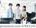 สำนักงานโปรแกรมเมอร์ธุรกิจ SE วิศวกรระบบ 47843145