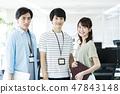 สำนักงานโปรแกรมเมอร์ธุรกิจ SE วิศวกรระบบ 47843148