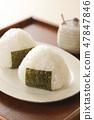 rice ball 47847846