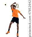 网球 男性 男人 47852642
