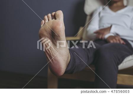 女腳底 47856003