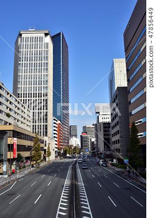 從Mita行人天橋看見的第一Keihin 47856449