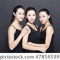 肖像 女性 女 47856599