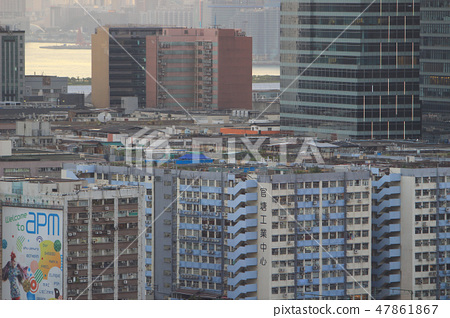business and Industrial area at kwun tong 47861867