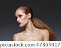 woman, female, hair 47863017