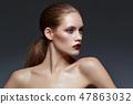 woman, face, female 47863032