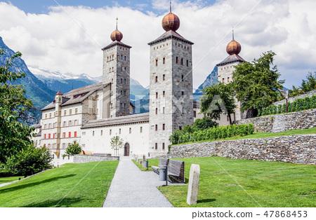 Stockalper Palace, Brig, Switzerland 47868453