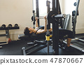 重量训练小姐 47870667