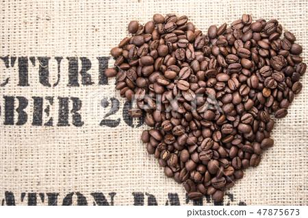 咖啡豆 47875673