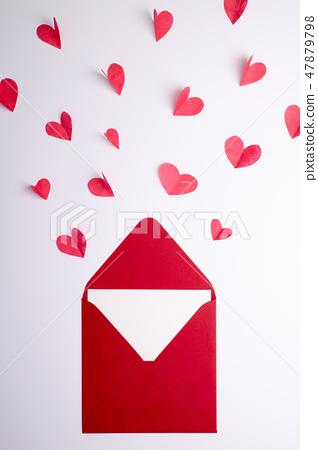 편지봉투 47879798