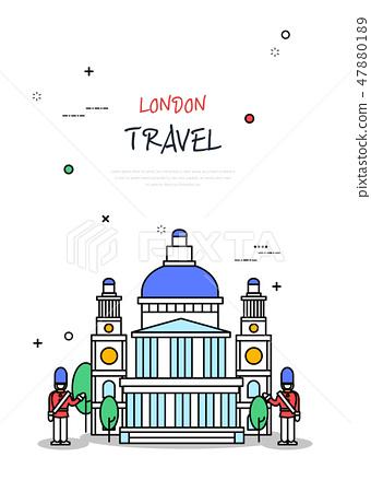 英國世界旅行線圖 47880189