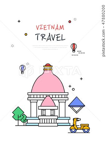 越南世界旅行線圖 47880200
