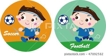 축구 / 축구 (아이콘) 47892582